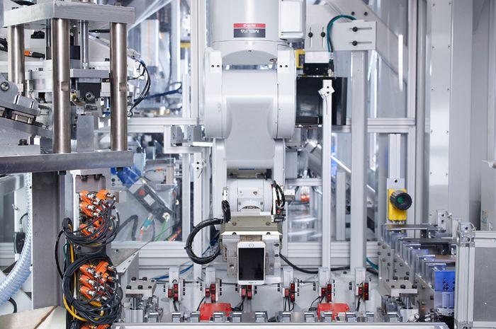 Apple Ingin Perluas Fungsi Robot Daur Ulang, 'Daisy' Ke Industri Lain