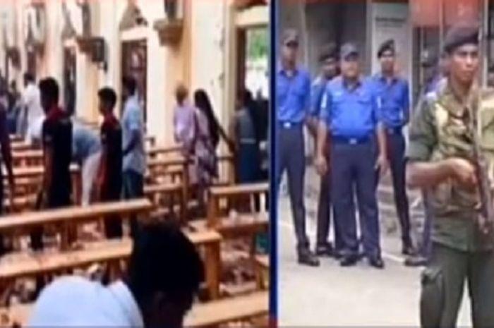 Tewaskan Ratusan Jiwa, Aksi Teror Bom Di Sri Lanka Dapat