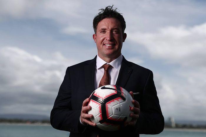 Pelatih anyar Brisbane Roar, Robbie Fowler.