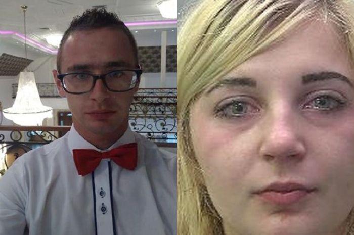 Wanita menusuk pacar barunya sampai tewas.