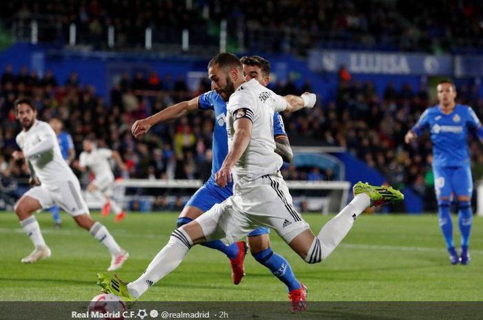 Real Madrid berpotensi bertemu lawan berat pada fase grup Liga Champions musim depan.