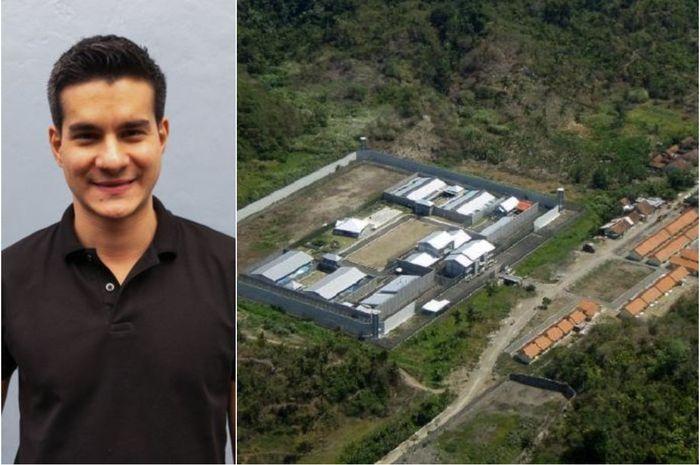 Steve Emmanuel dan penjara Nusakambangan yang menjadi momok semua terpidana mati di Indonesia.