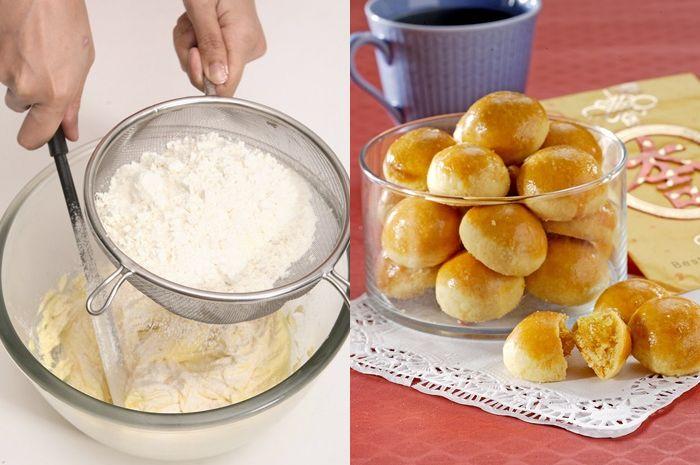 Tips Kue Kering Lebaran Antigagal Ini Dia Jenis Tepung