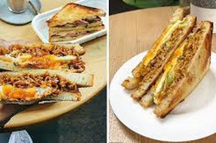 Sandwich Indomie Jadi Makanan Favorit Di Sydney Harganya Setara