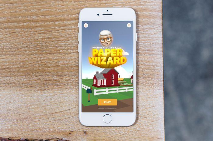 Tanpa Penjelasan, Game Warren Buffett's Paper Wizard Ditarik dari App Store