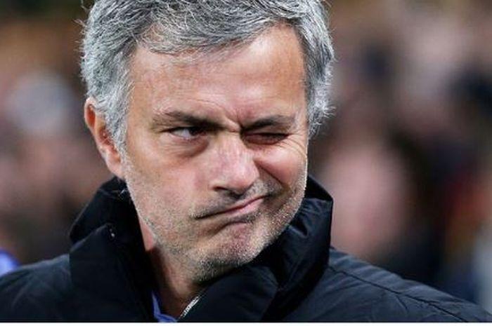 Mantan pelatih Manchester United, Jose Mourinho