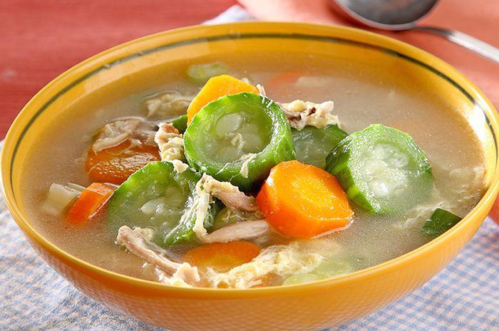 resep masakan oyong enak resep manis masakan indonesia Resepi Ikan Kembung Di Tim Enak dan Mudah