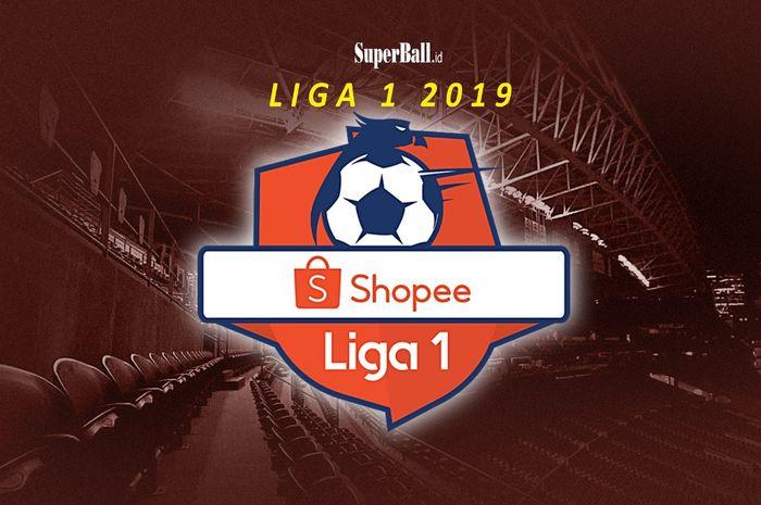 Logo Liga 1 2019