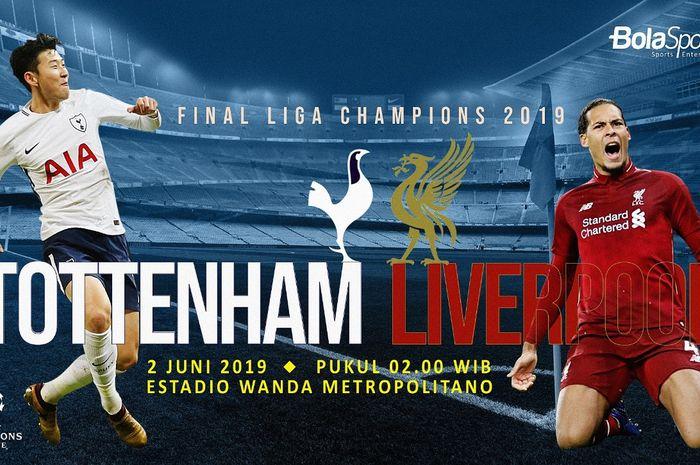 Final Liga Champions Alasan Liverpool Pakai Kamar Ganti Lebih Mewah Daripada Tottenham Bolasport