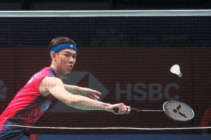 Pebulu tangkis tunggal putra Malaysia, Lee Zii Jia.