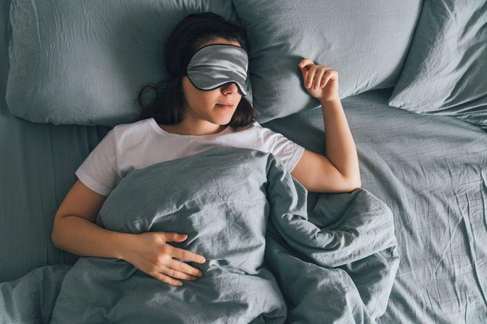 Beberapa hal terjadi pada tubuh kita saat tidur.