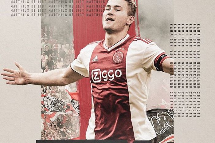 Kapten Ajax Amsterdam, Matthijs de Light