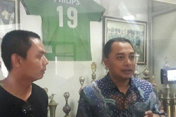 Mess  Persebaya Surabaya akan direnovasi oleh Pemkot Surabaya.
