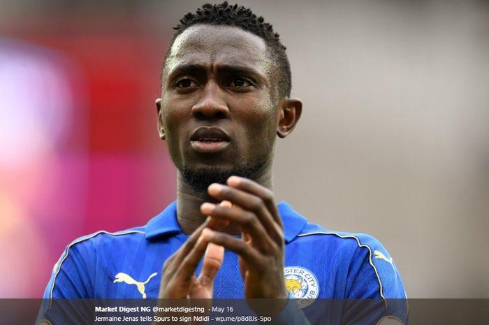 Gelandang Leicester City, Wilfried Ndidi