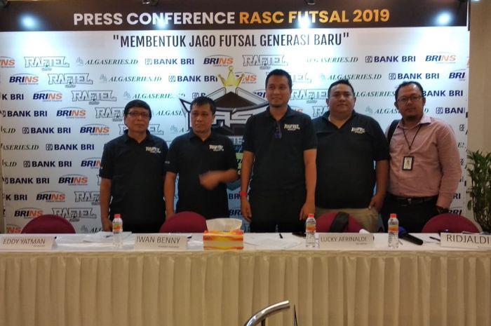 Raftel Algaseries Championship 2019.
