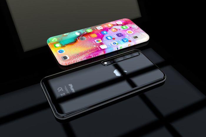 Konsep iPhone 11 Muncul, Tanpa Tombol Fisik dan Desain Layar Baru