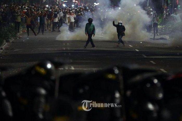 Kerusuhan di depan Bawaslu, Jakarta