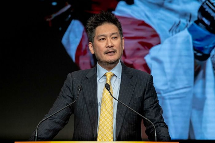 CEO ONE Championship, Chatri Sityodtong.