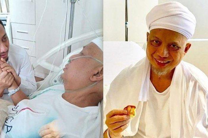 Kanker Hidung Stadium 4 Renggut Nyawa Ustaz Arifin Ilham ...