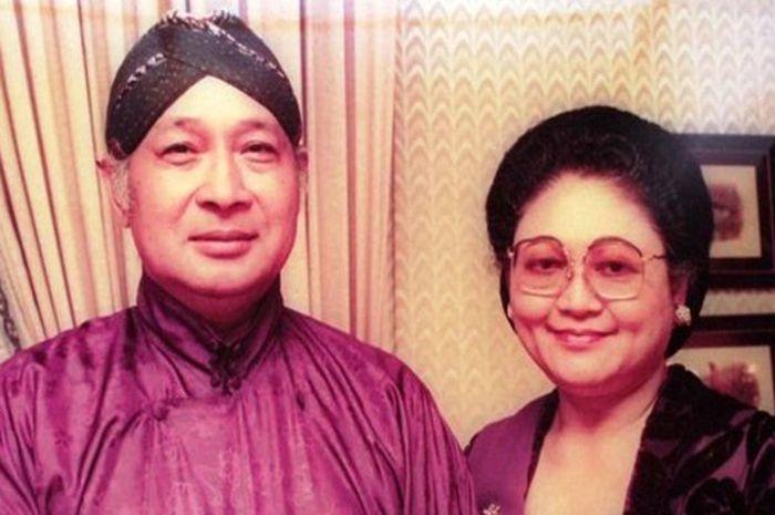 Pahlawan nasional, Suharto dan Sri Hartini