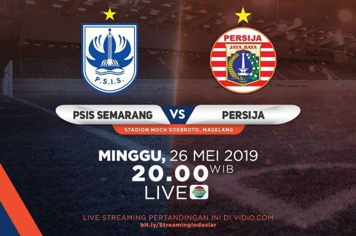 PSIS Semarang Vs Persija Jakarta