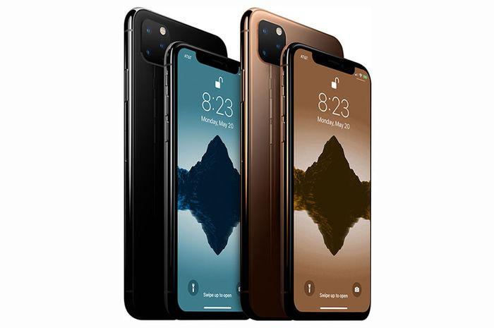 (Rumor) iPhone Tahun 2020 Gunakan Full-Screen Touch ID dan ...