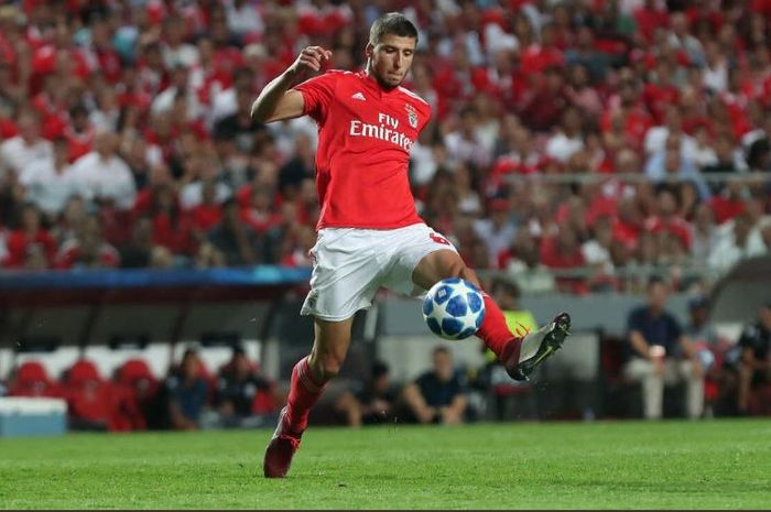 Pemain Benfica, Ruben Dias