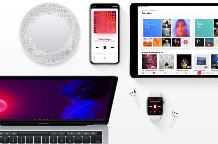 Apple Berencana Gabungkan Paket Berlangganan Apple Music & Apple TV+