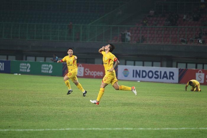 Gelandang Bhayangkara FC, Flavio Beck Junior