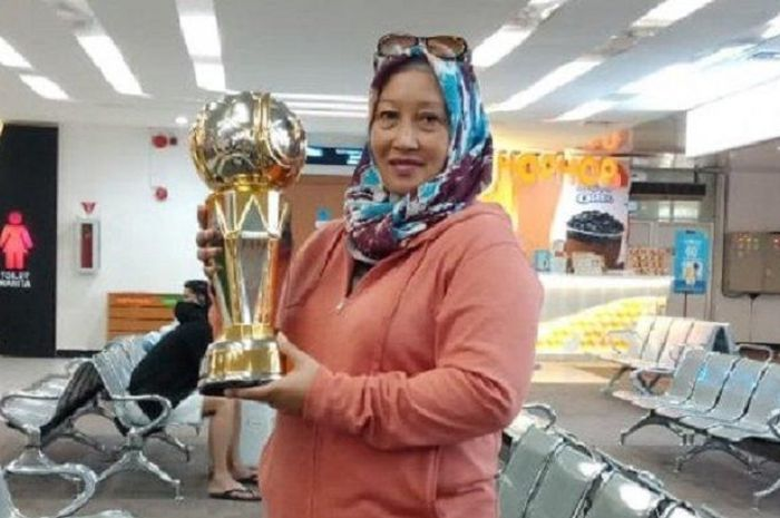 Manajer PSS Sleman, Retno Sukmawati, dikabarkan mundur.
