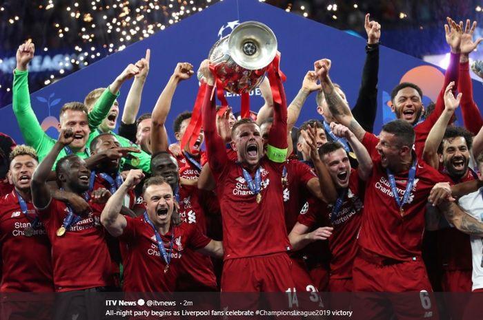 Bawa Liverpool Juara di Piala Super Eropa, Jurgen Klopp Ukir Sejarah