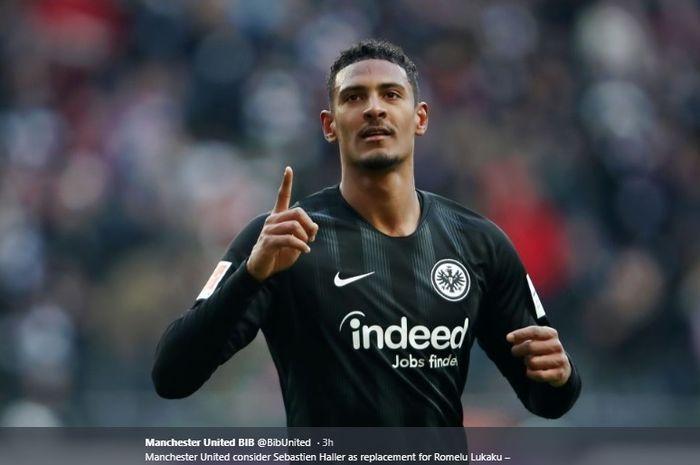 Striker Eintracht Frankfurt, Sebastien Haller