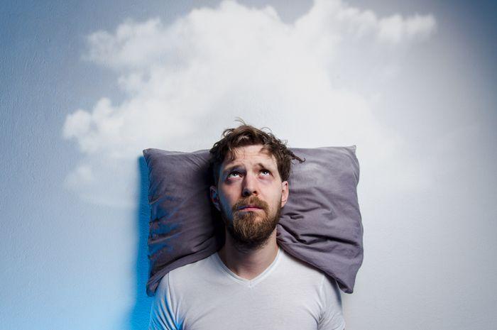 Mimpi buruk, dampak dari mengonsumsi makanan pedas sebelum tidur.