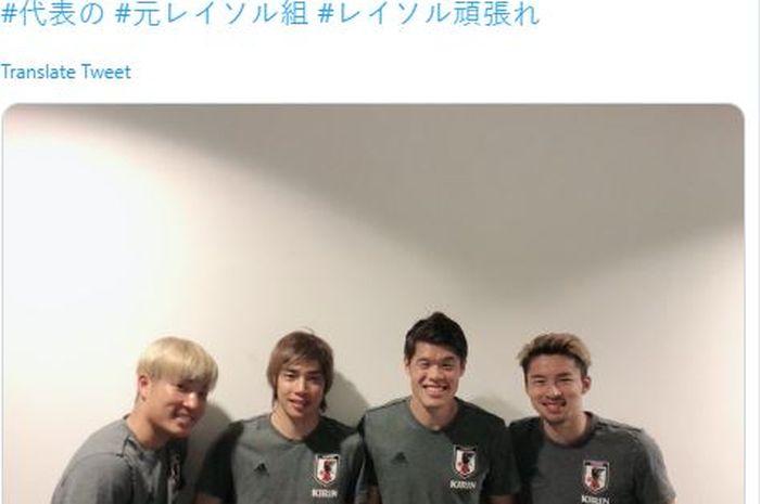 Pemain timnas Jepang, Hiroki Sakai