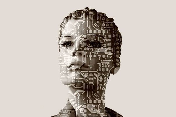 Ilustrasi Teknologi AI (Artificial Intelligence)