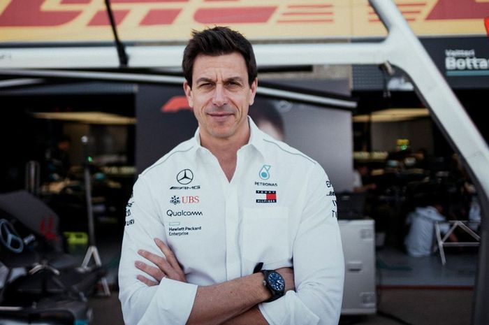 Bos tim Mercedes, Toto Wolff