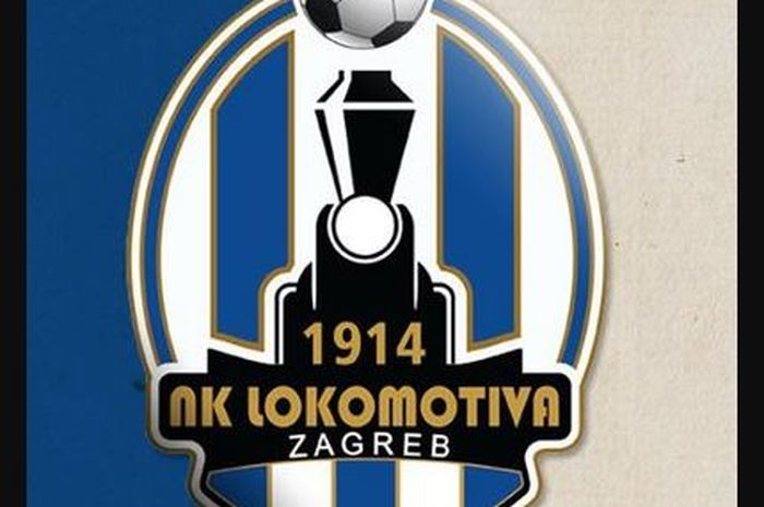 Logo klub Kroasia, NK Lokomotiva Zagreb