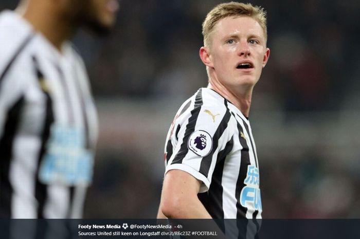 Pemain Newcastle United, Sean Longstaff