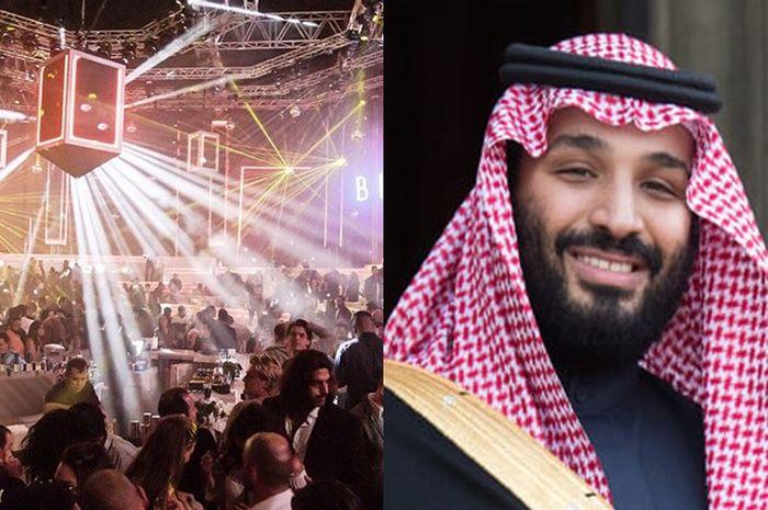 Kolase Arab: Diklaim Halal, Kelab Malam Di Arab Saudi Tuai Berbagai