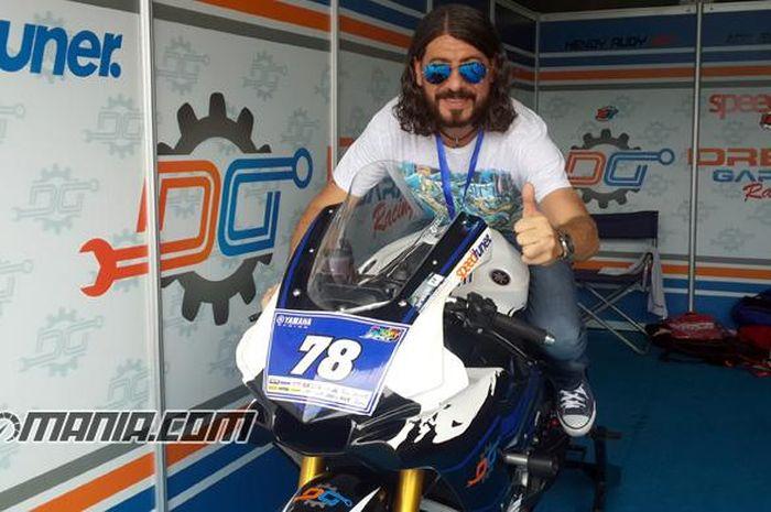 Pengamat MotoGP, Matteo Guerinoni