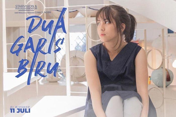 Zara JKT48 Sebutkan Tantangannya Perankan Dara dalam 'Dua ...