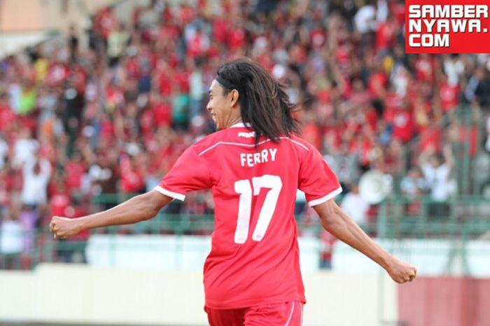 Mantan striker Persis Solo, Ferry Anto Eko Saputro
