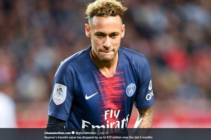 Penyerang Paris Saint-Germain, Neymar diisukan akan kembali ke klub lamanya, Barcelona pada musim panas ini.