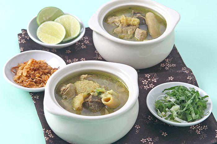 Resep Soto Madura Enak Ini Dijamin Bikin Makan Siang Lebih
