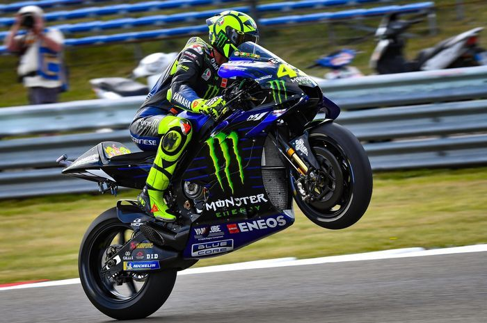 Valentino Rossi, Monster Energy Yamaha