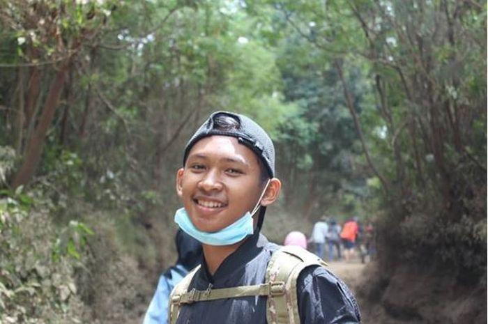 Thoriq Rizki yang Hilang Saat Mendaki Gunung Piramid kini Telah Ditemukan
