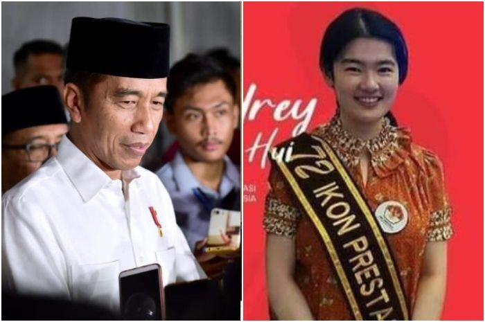 Gadis jenius asal Surabaya, Audrey Yu dikabarkan dapat tawaran spesial dari Jokowi setelah dulu kecerdasannya sempat diacuhkan.