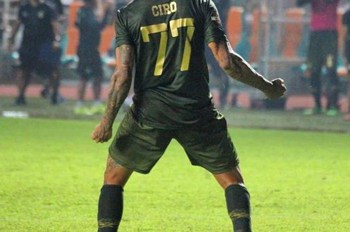Gelandang asing Tira-Persikabo di Liga 1 2019, Ciro Alves.