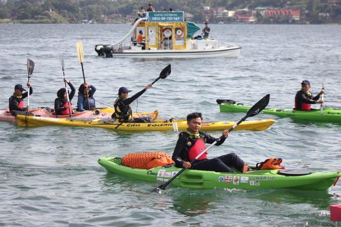 Ekspedisi Kayak Pelajar Indonesia (EKPI) 2.