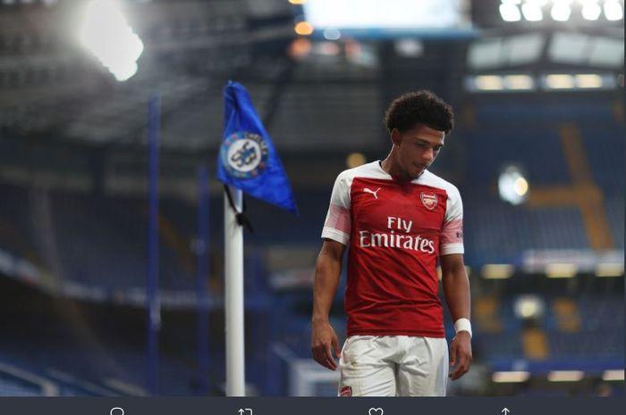 Pemain muda Arsenal, Xavier Amaechi